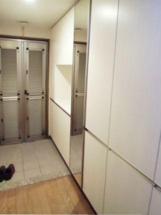玄関収納コンポリアで靴をすっきりと整頓 吹田市上山田