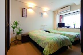 ゆったりと寛げる寝室 大阪市都島区