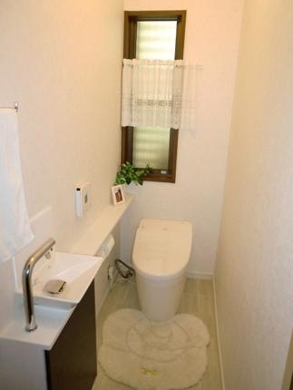 最新タンクレストイレに交換 西宮市