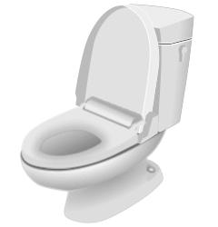 様式トイレ[イメージ]