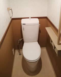 タンク式トイレ(組み合わせ型)[イメージ]