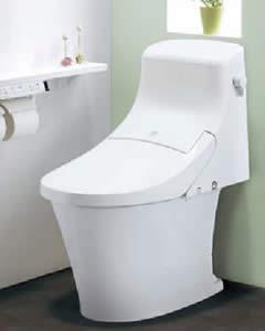 タンク式トイレ(一体型)[イメージ]