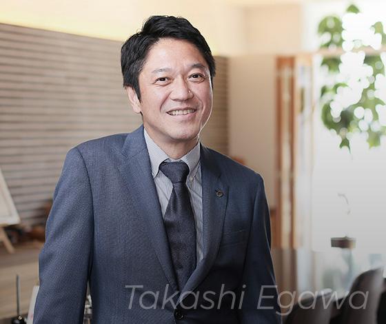 Takashi Egawa