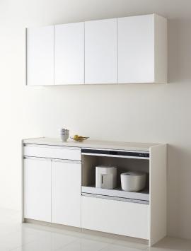 キッチンと合わせて考えたい!さまざまな仕様のカップボード