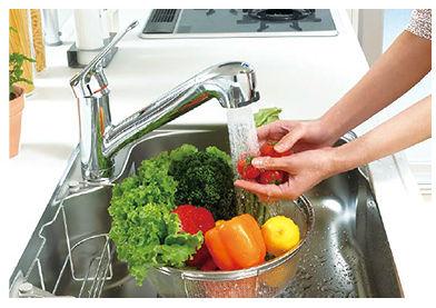 浄水器のメリットとは?体とつながる大切な水