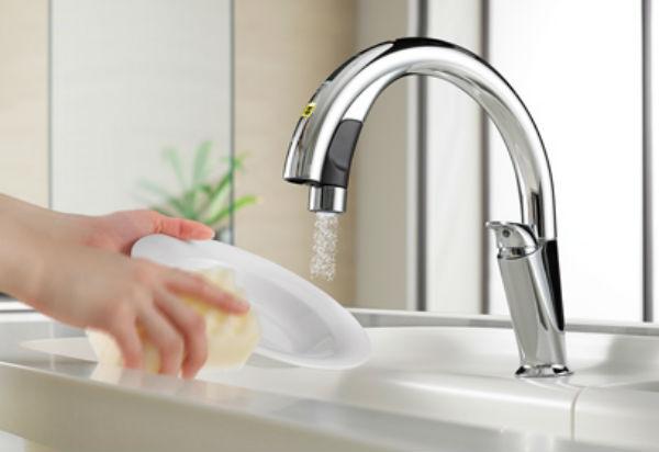進化し続けるキッチン水栓
