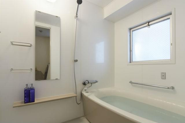 酸素美泡湯で保温性・保湿性の高まるお風呂