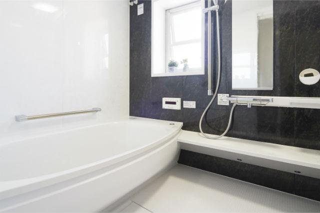 サイズアップで広くなったホテルのような高級感のあるお風呂