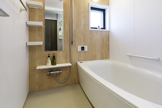 有機ガラス系人造大理石「スゴピカ浴槽」でキレイが長持ちするお風呂に