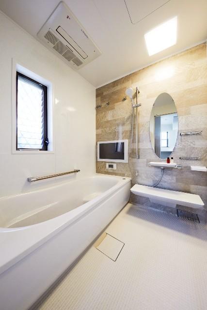 浴室テレビで癒やしのリラックス空間