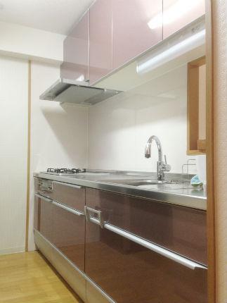 洗エールレンジフードでお掃除が簡単なキッチン クリンレディ