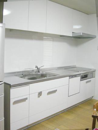 キッチンパネルでお掃除簡単!LIXIL『シエラ』