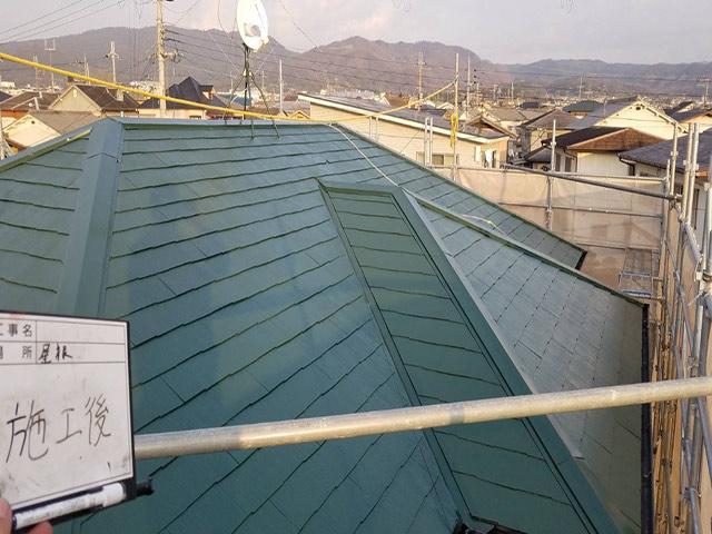 雨漏り修繕と外壁屋根塗装