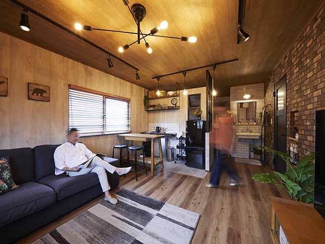 自由で快適な新時代の2世帯住宅