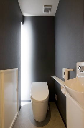 トイレ 間接 照明